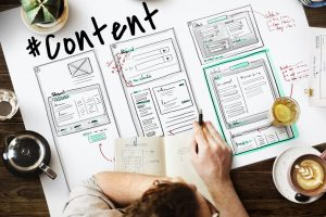 Compelling web-site & listing content from Cottage Team